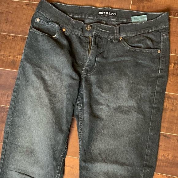 moto Other - Men's grey moto Jeans size 34